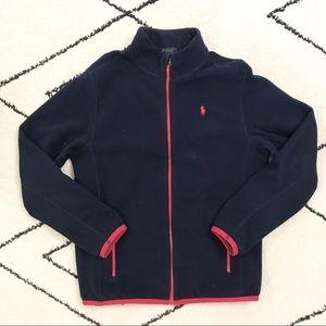 Boys' Polo Ralph Lauren Fleece jacket | 14